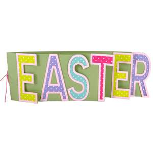 easter album notebook card