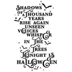 tonight is halloween... quote