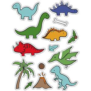 ml dino friendly stickers