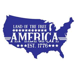 land of the free america