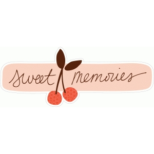 dear lizzy - sweet memories