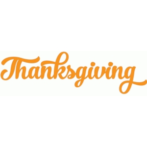 thanksgiving script