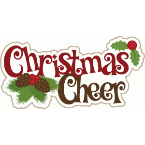 christmas cheer title/phrase