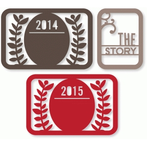 'the story' branch cards/labels