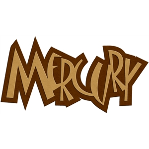 mercury text