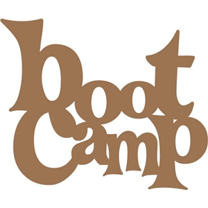 boot camp phrase
