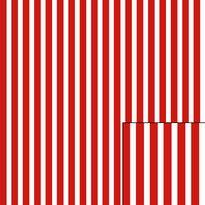red stripe repeating pattern