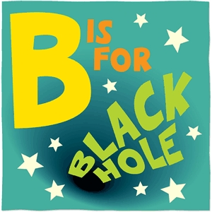 b is for black hole
