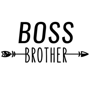 boss brother phrase