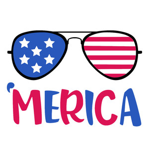 'merica sunglasses