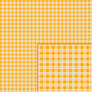 plaid yellow pattern