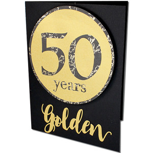 50 years golden