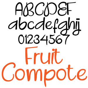 zp fruit compote