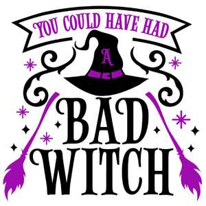 had a bad witch