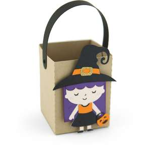 treat box witch