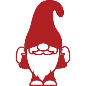 gnome plugging the ears