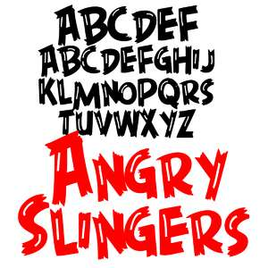 zp angry slingers