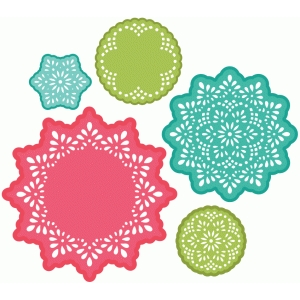 samantha walker doily making set