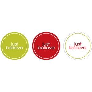 phrase: just believe