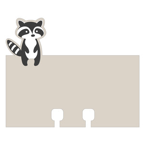 rotating file system - raccoon