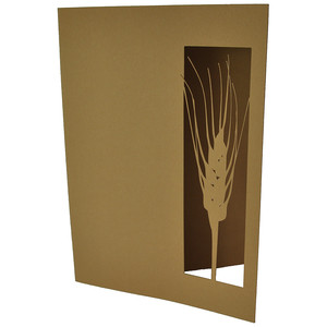 autumn wheat card
