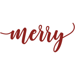 silhouette design store view design 218232 merry word