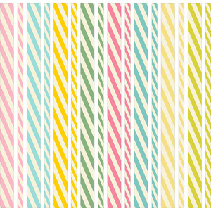 stripes washi strips