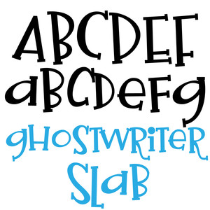 pn ghostwriter slab
