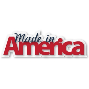 'made in america' phrase