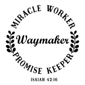 waymaker - faith