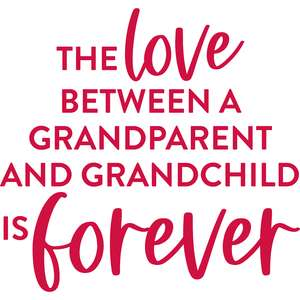the love between a grandparent