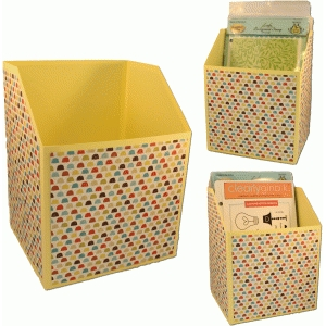 3d stamp and 5x7 card storage!