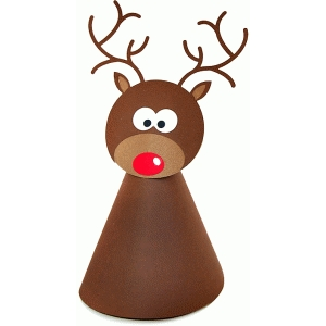 reindeer party hat or table topper