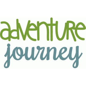 handwritten adventure & journey