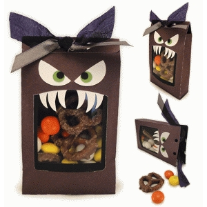 monster small treat sack
