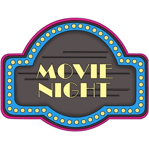movie night marquee