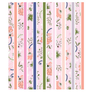 blooms washi tape/ stickers