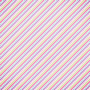 colorful stripes and dots paper