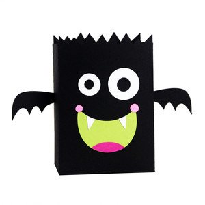 monster bag box - black