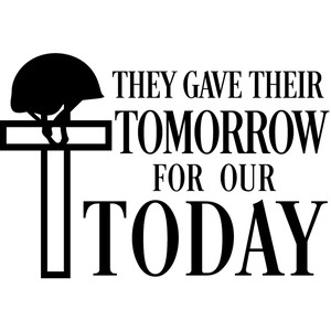 they gave tomorrow for our today