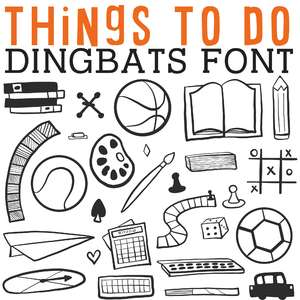 cg things to do dingbats