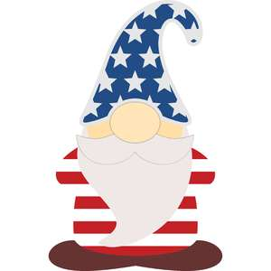 independence day gnome