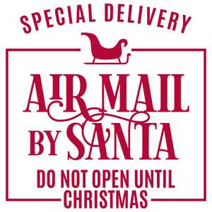 air mail by santa