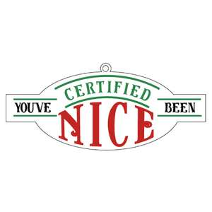 certified nice tag
