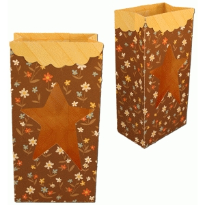 3d star goodie bag
