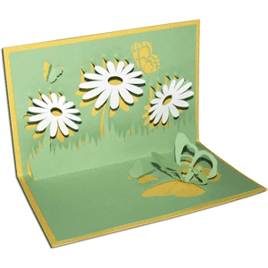 pop-up spring card