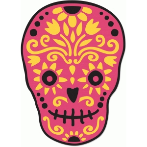 calavera regular cut