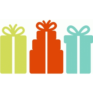 3 gift packages
