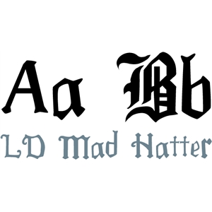 LD Mad Hatter