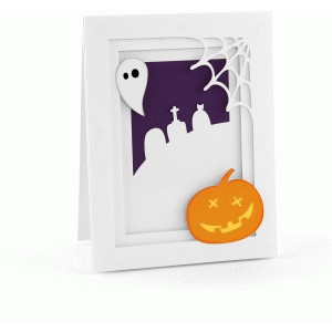 a2 ghost pop dot card